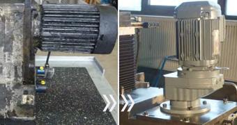 Überholgung von Bearbeitungseinheiten durch die IB-U Sondermaschinen GmbH