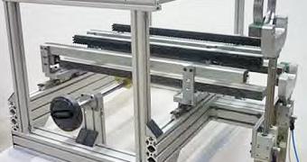 Maschinenumbauten durch die IB-U Sondermaschinen GmbH