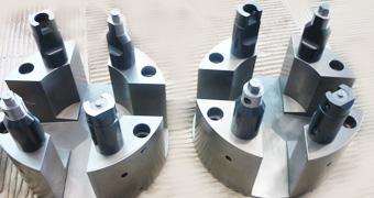 Mechanische Spannvorrichtungen von der IB-U Sondermaschinen GmbH