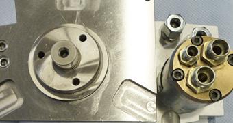 Mehrspindelbohrkopf von der IB-U Sondermaschinen GmbH