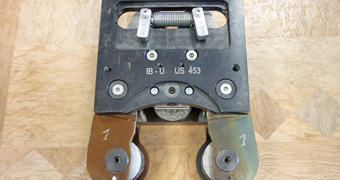Überholgung von Rollierzangen durch die IB-U Sondermaschinen GmbH