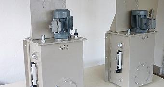 Schmieraggregat von der IB-U Sondermaschinen GmbH