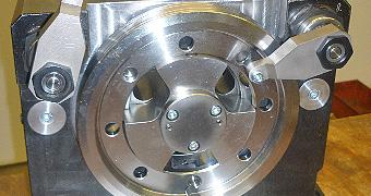 Spannvorrichtung von der IB-U Sondermaschinen GmbH