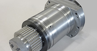Spindelbaugruppe von der IB-U Sondermaschinen GmbH