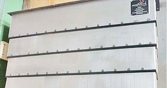 Teleskopabdeckungen von der IB-U Sondermaschinen GmbH