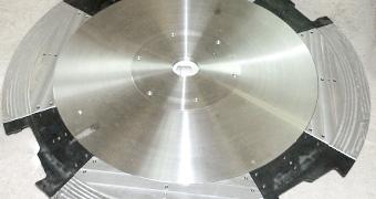 Zuführscheibe von der IB-U Sondermaschinen GmbH